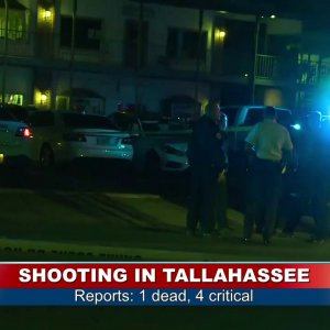 TALLAHASSEE SHOOTING: Gunman kills 1, injures 4 before killing himself (FNN)