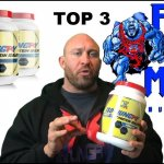 Ryback Top 3 Feed Me More Nutrition Suplements