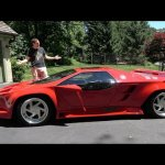 The Vector W8 Is the Craziest Supercar Ever Made