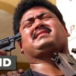 El Mariachi (1992) - The Wrong Case Scene (8/10) | Movieclips