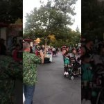 FIGHT AT DISNEYLAND TOONTOWN 7/6/19