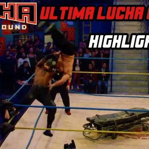 Lucha Underground - Ultima Lucha Cuatro - Part 1 Highlights