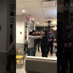 Mcdonalds Fight Brooklyn