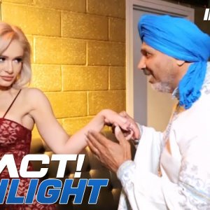 Scarlett Bordeaux is Serenaded by Gama Singh | IMPACT! Highlights Nov 1, 2018