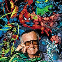 Marvel comics STAN LEE DIED TODAY. The man that created the marvel universe is dead.