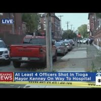 "LIVE: Multiple police officers shot in ""active and ongoing"" shooting situation in Philadelphia"