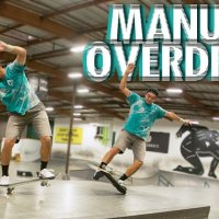 "15 Unbelievable Manual Tricks In One Day | June Saito's ""MANUAL OVERDRIVE"""