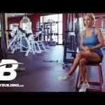 IFBB Pro Jessie Hilgenberg's Shoulder Smash Workout