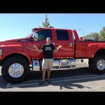The Ford F-650 Is a $150,000 Super Truck