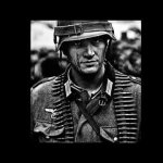 The face of combat - German soldiers in WWII