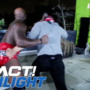 Moose Tries to Throw Eddie Edwards OFF THE ROOF | IMPACT! Highlights Oct 25, 2018